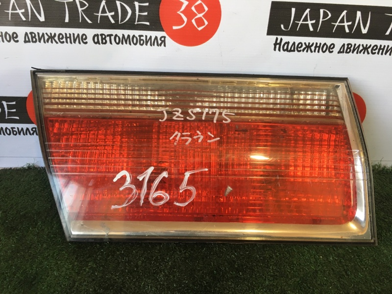 Вставка багажника Toyota Crown JZS175 задняя левая