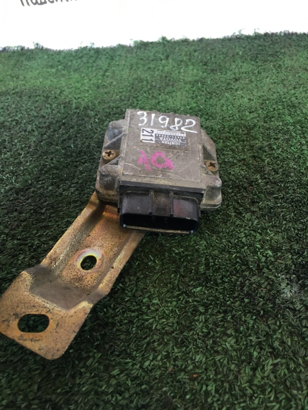 Блок управления зажиганием Toyota Chaser GX100 1G-FE