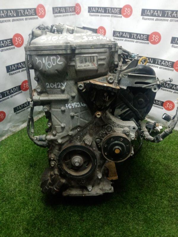 Двигатель Toyota Avensis ZRT272 3ZR-FAE 2012