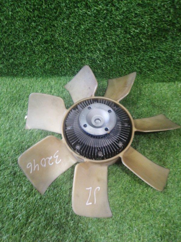 Вентилятор с вискомуфтой Toyota Aristo JZS147 1JZGE