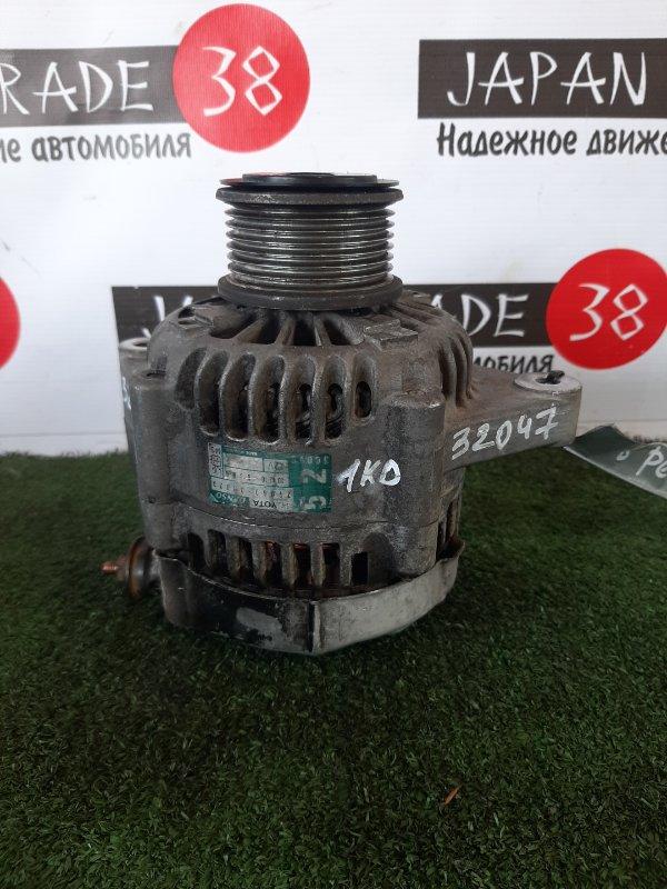 Генератор Toyota Dyna KDY281 1KD-FTV