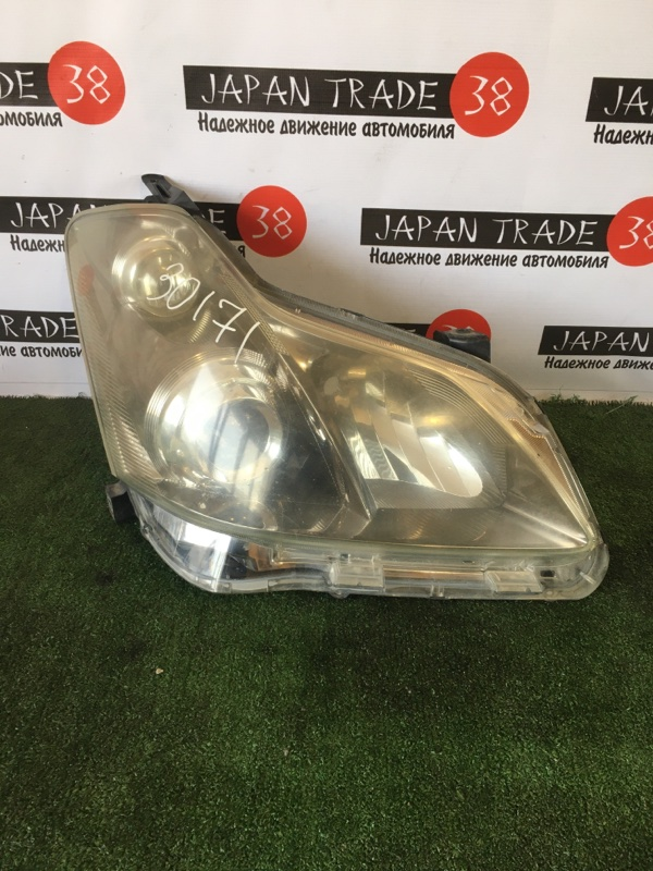 Фара Toyota Blade GRE156 2GR-FE передняя правая