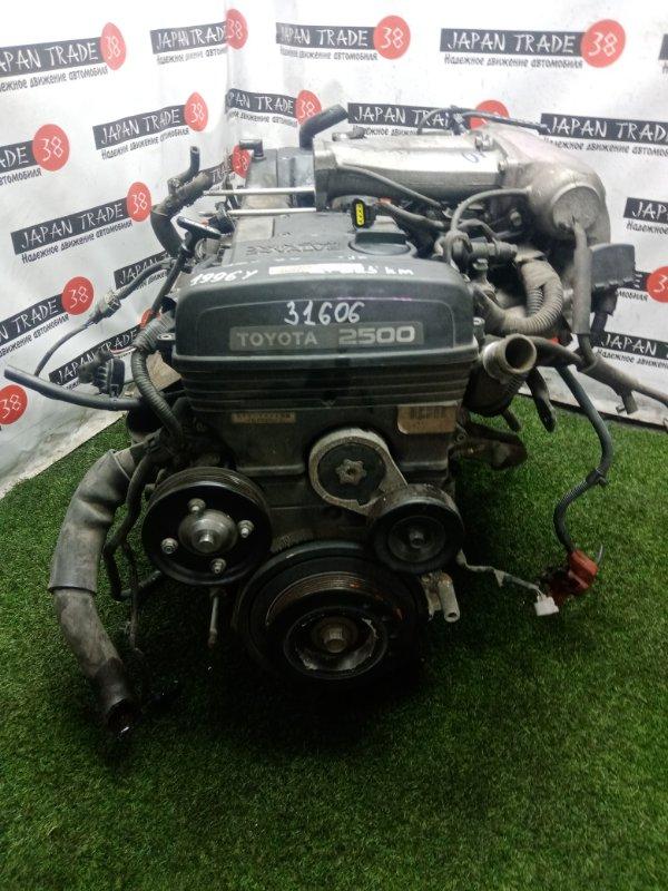 Двигатель Toyota Cresta JZX90 1JZ-GE 1996