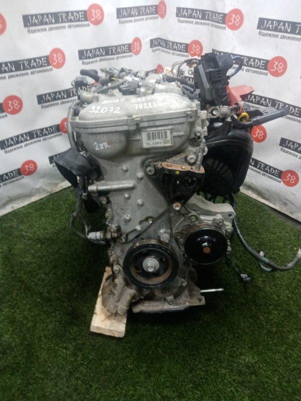 Двигатель Toyota Corolla Fielder ZRE144 2ZR-FE 2008
