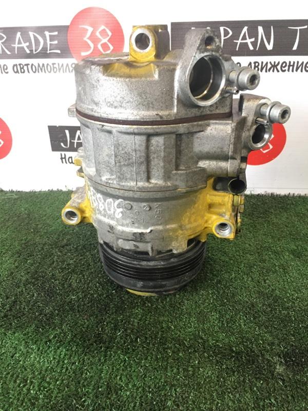 Компрессор кондиционера Bmw X3 E83 M54B30