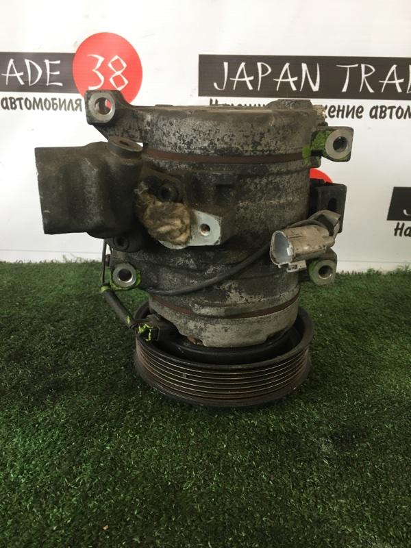 Компрессор кондиционера Toyota Caldina AZT240 1AZ-FSE