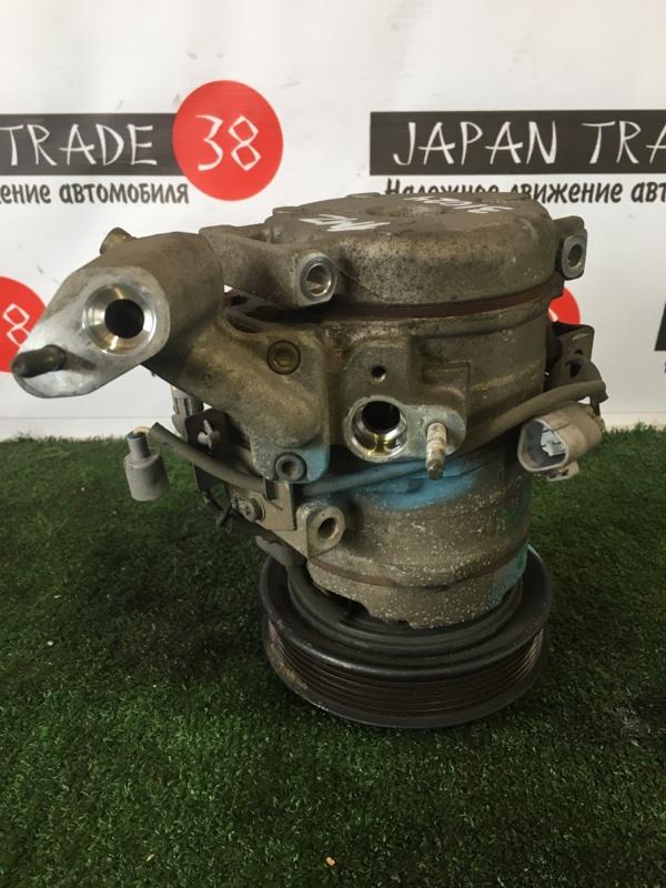Компрессор кондиционера Toyota Pronard MCX20 1MZ-FE