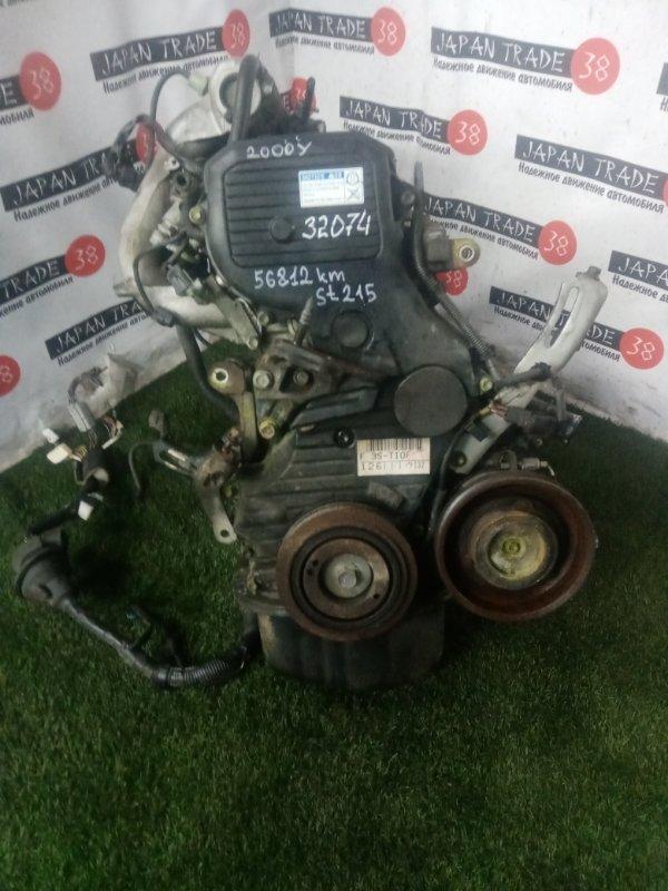 Двигатель Toyota Corona Premio ST215 3S-FE 2000