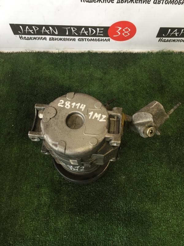 Компрессор кондиционера Toyota Windom MCV30 1MZ-FE