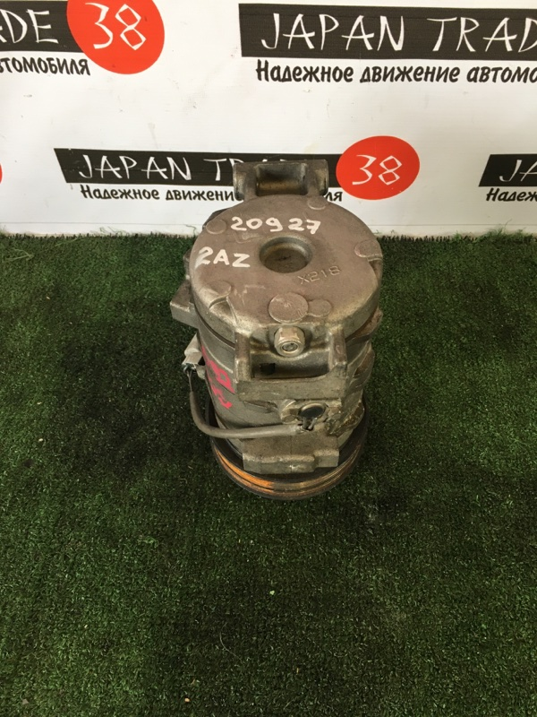 Компрессор кондиционера Toyota Camry ACV40 2AZ-FE