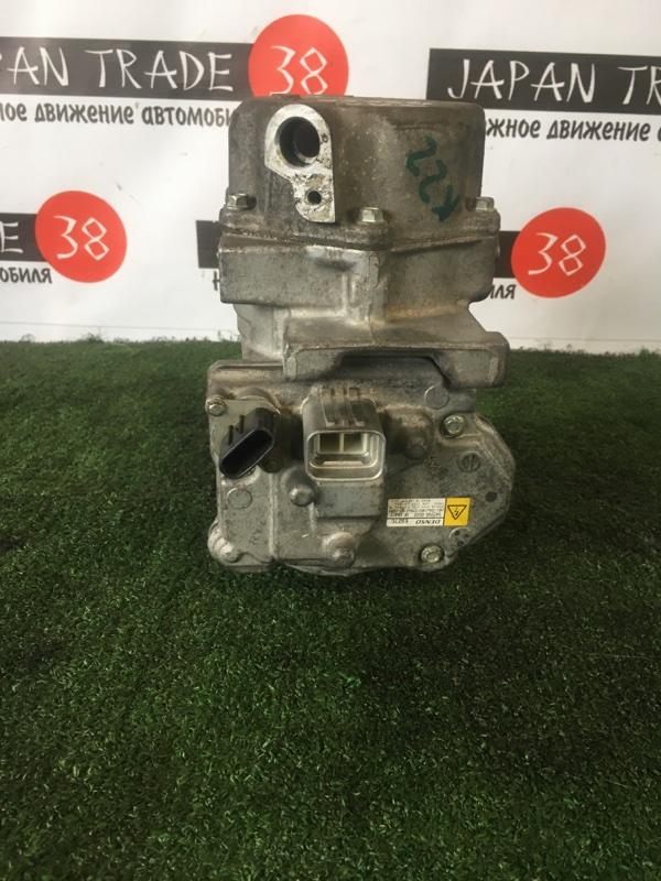 Компрессор кондиционера Toyota Camry Hybrid AVV50 2AR-FXE