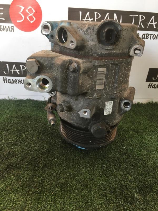 Компрессор кондиционера Toyota Estima GSR55 2GR-FE