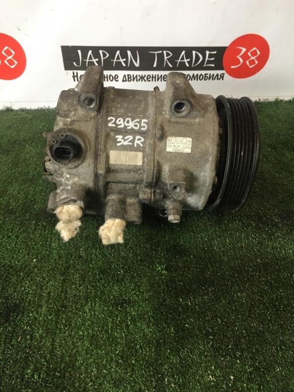 Компрессор кондиционера Toyota Noah ZRR80G