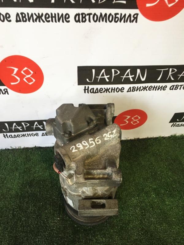 Компрессор кондиционера Toyota Sienta NCP81 1NZ-FE