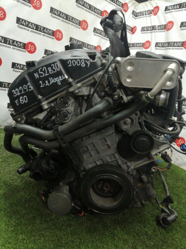Двигатель Bmw 5 Series E60 N52B30 2008