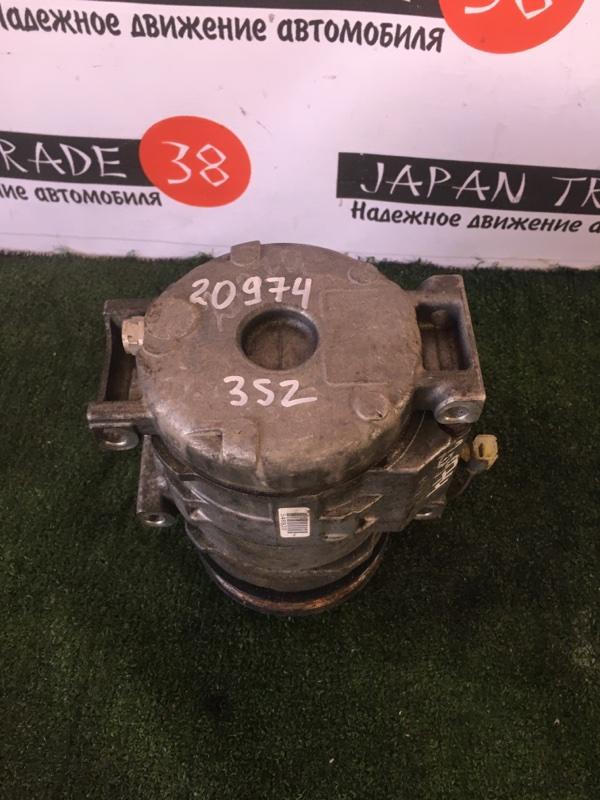 Компрессор кондиционера Toyota Avanza M502E 3SZ-FE
