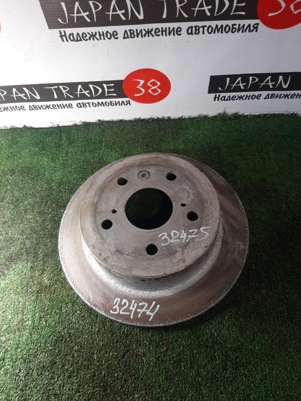 Диск тормозной Toyota Camry SXV10 1MZ-FE