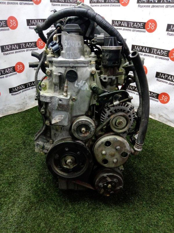 Двигатель Honda Fit GD3 L15A 2006