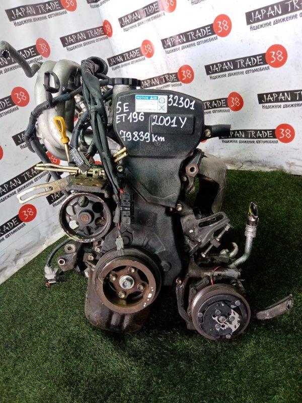 Двигатель Toyota Caldina ET196 5E-FE 2001