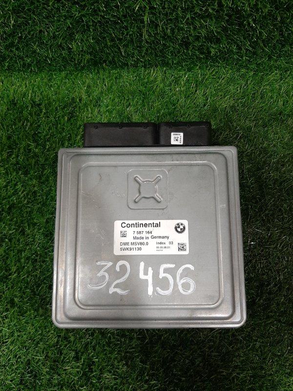 Блок управления двигателем(блок efi) Bmw 5 Series E60 N52B30