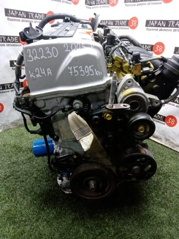Двигатель Honda Cr-V RD7 K24A 2005