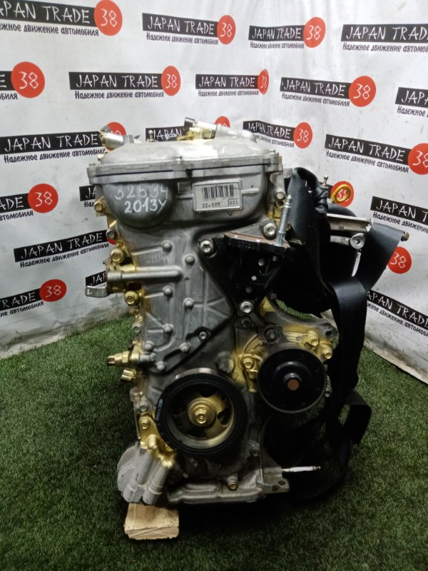 Двигатель Toyota Premio ZRT260 2ZR-FE