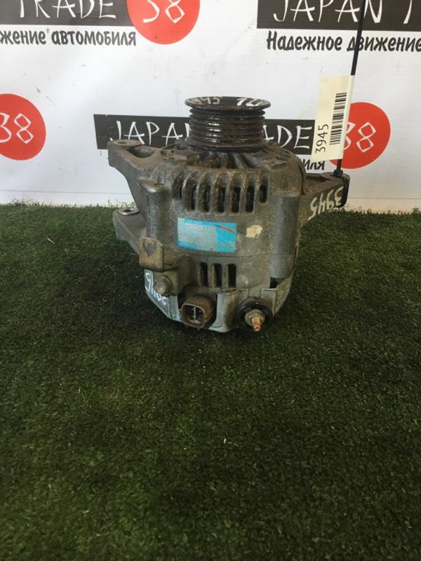 Генератор Toyota Corolla ZZE141 1ZZ-FE