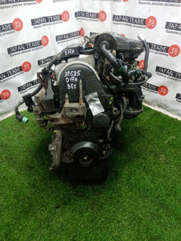 Двигатель Honda Edix BE1 D17A