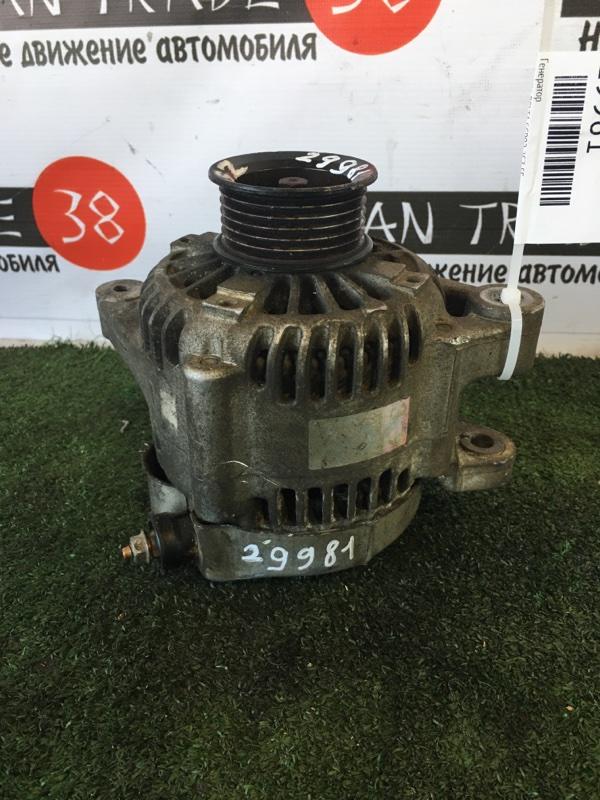 Генератор Toyota Belta SCP92 2SZ-FE