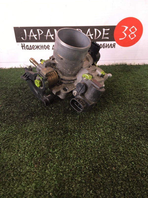 Дроссельная заслонка Toyota Bb NCP10 1NZ-FE