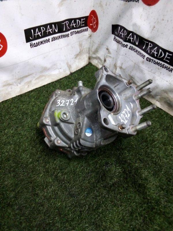 Раздатка акпп Toyota Allion ZRT265 2ZRFAE