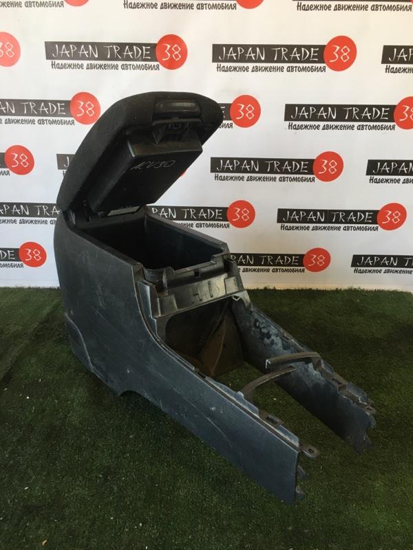 Консоль между сидений Toyota Camry ACV30
