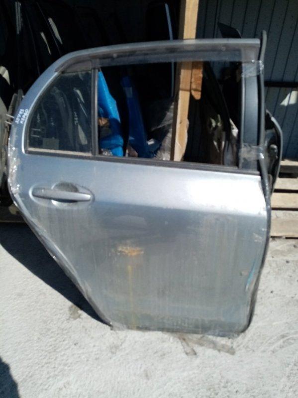 Дверь Toyota Vitz KSP90