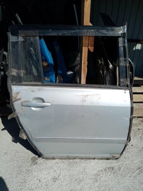 Дверь Toyota Probox NCP58 задняя правая