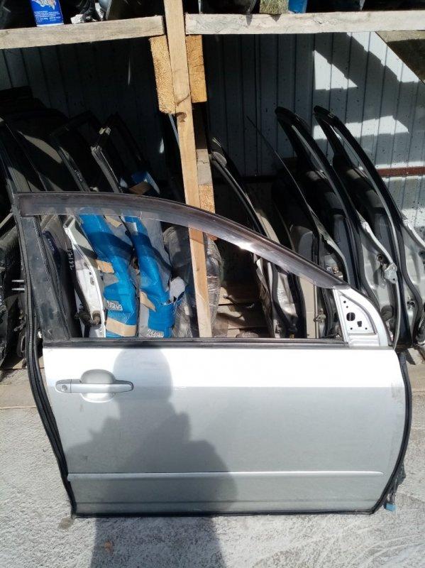Дверь Toyota Corolla Fielder NZE124 передняя правая