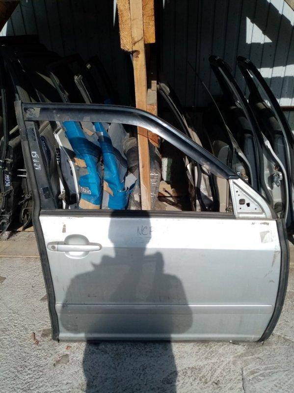 Дверь Toyota Probox NCP58 передняя правая