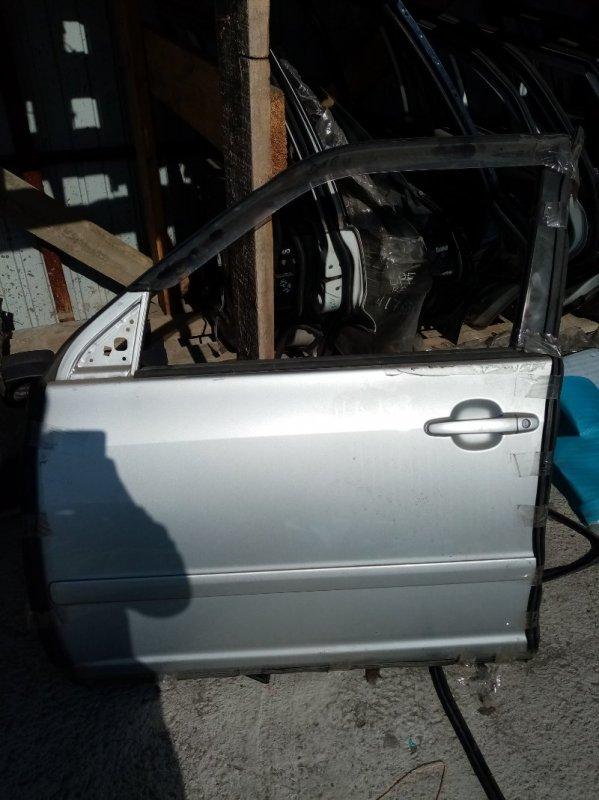 Дверь Toyota Probox NCP58 передняя левая