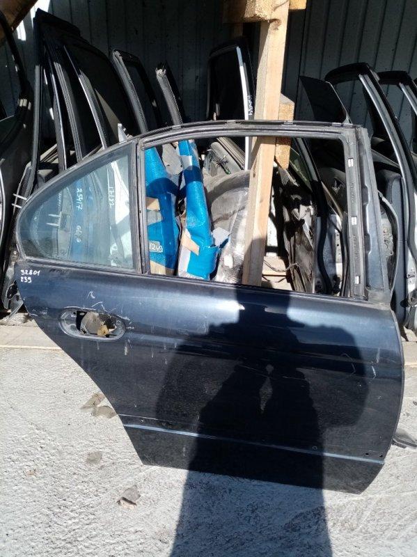 Дверь Bmw 5 Series E39 задняя правая