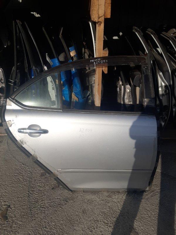 Дверь Toyota Premio AZT240 задняя правая