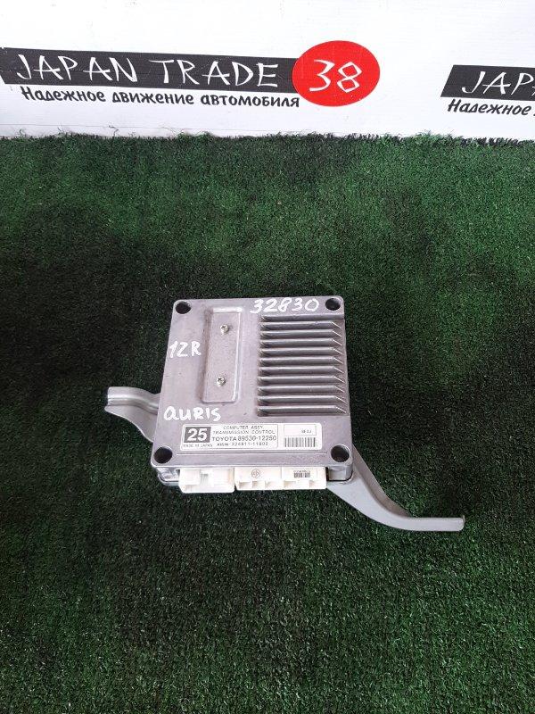 Блок efi Toyota Auris ZRE151 1ZR-FE