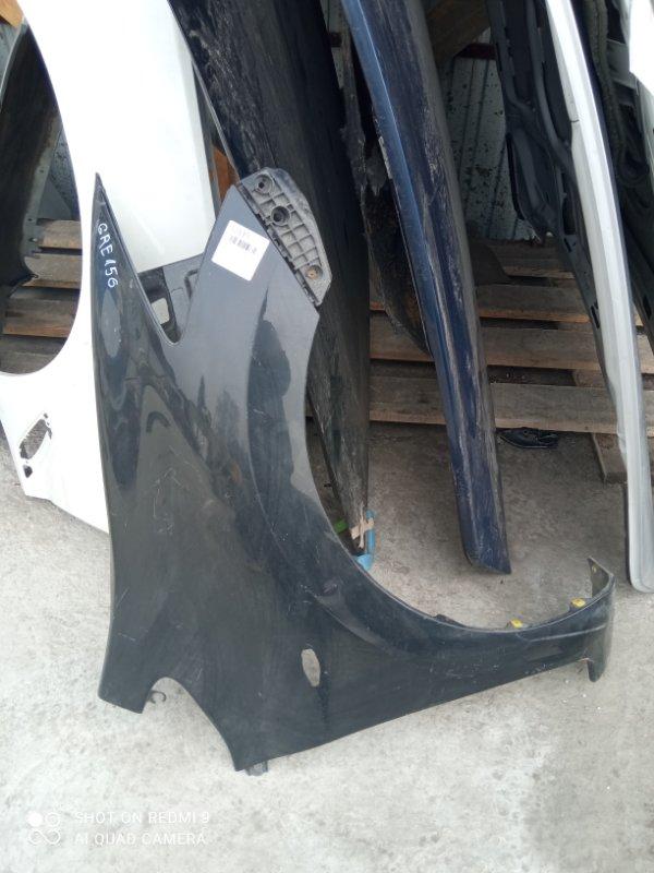 Крыло Toyota Auris GRE156 переднее правое