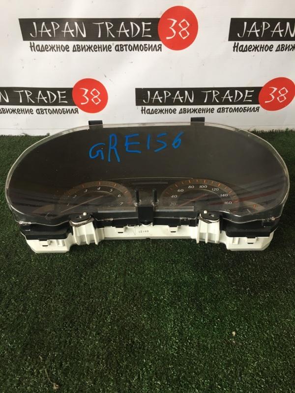Панель приборов Toyota Blade GRE156 2GR-FE