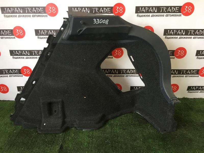 Обшивка багажника Toyota Auris NZE151 задняя правая