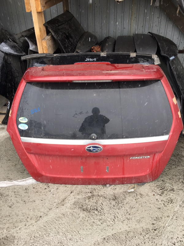 Дверь 5-я Subaru Forester SG5