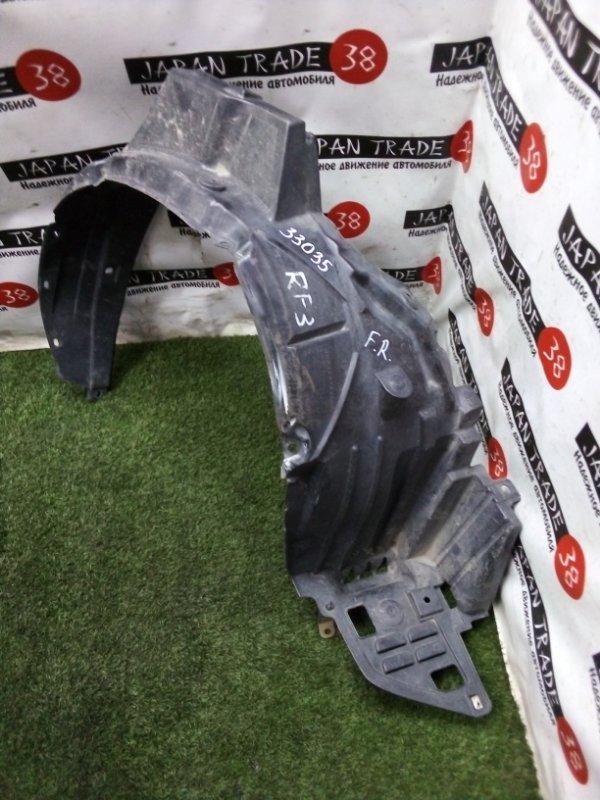 Подкрылок Honda Stepwgn RF3 передний правый