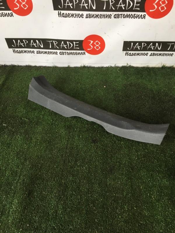 Накладка на порог Toyota Auris AZE156 задняя правая