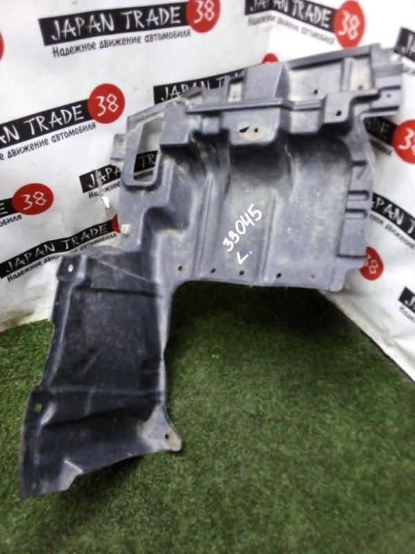 Защита двигателя Toyota Wish ZNE10 передняя левая