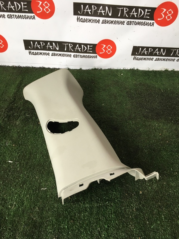 Накладка на стойку кузова Toyota Wish ZNE10 задняя правая