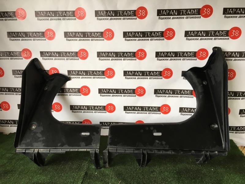 Обшивка багажника Toyota Camry ACV30