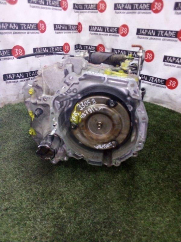 Акпп Nissan Juke YF15 HR15DE 2015